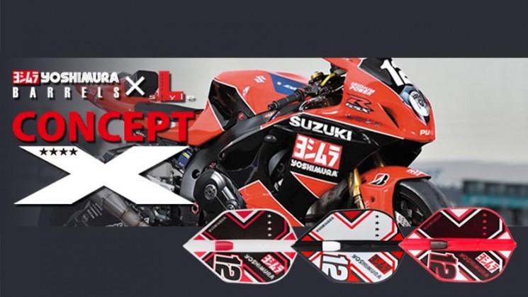 ヨシムラフライトL コンセプトX