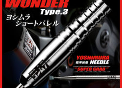 WONDER TYPE.3 STEEL