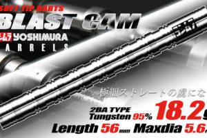 BLAST CAM 2BA SOFT TIP DARTS